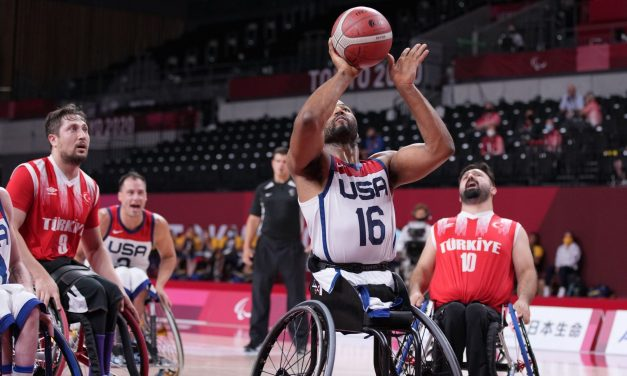 USA prevail over a spirited Turkey to secure Tokyo 2020 semi-final spot
