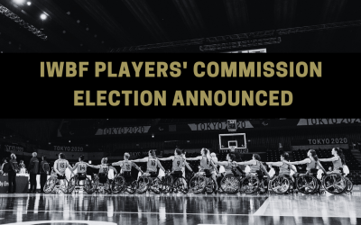 IWBF Players' Commission first-ever Election Announced