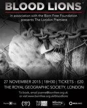 Blood Lions London