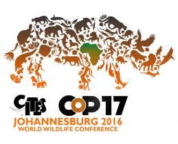 CITES CoP17 Logo