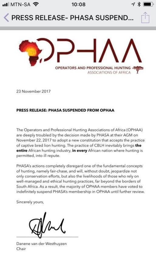 OPHAA_23 November 2017