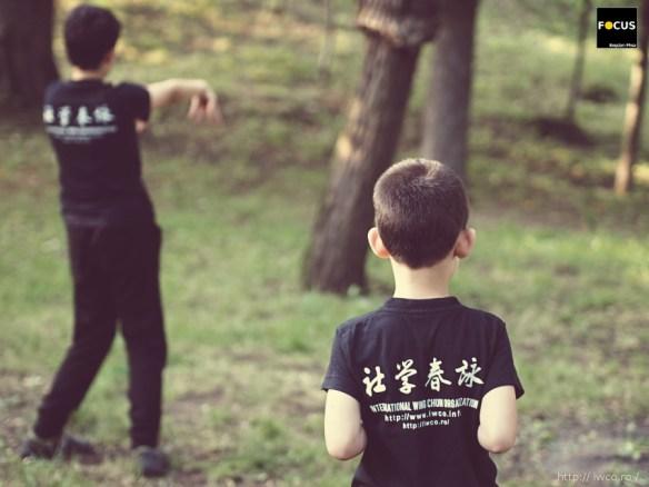 Kung Fu Junior IWCO Romania