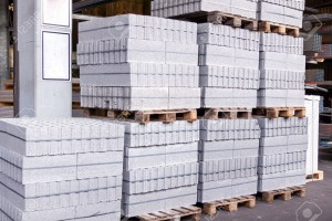 Block stacking pallets (they just happen to be blocks on the pallet as a coincidence ! )