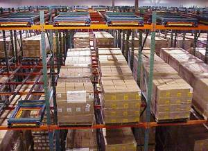push back pallet racking | push back pallet racking system | push back racking