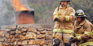 Chimney fires Ireland - insurance advice | chimney damage advice