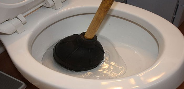 How to unclog a blocked Toilet
