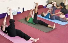 iyengar yoga class 2