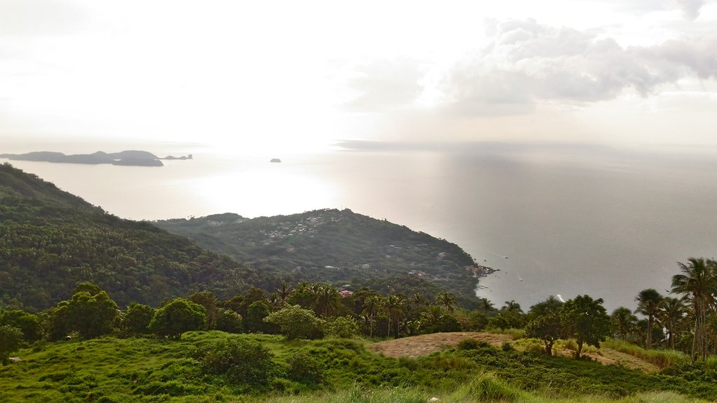 View from Mt Gulugod baboy