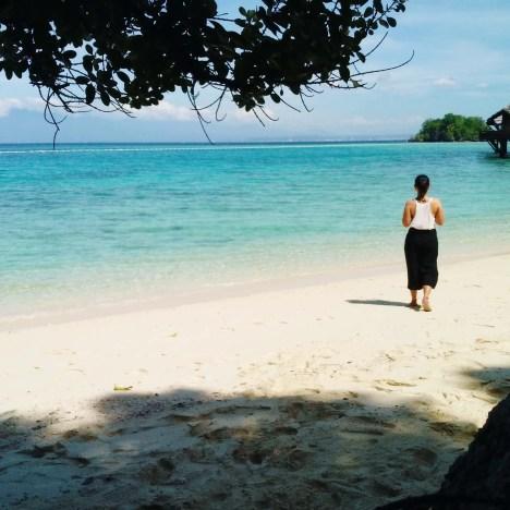Bitaog Beach: Unspoiled White Sand Beach in Dinagat Islands
