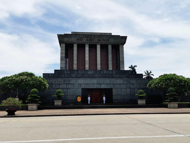 hcm mausoleum