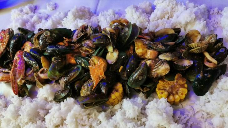 Ciabel's Ultimate Seafood Feast