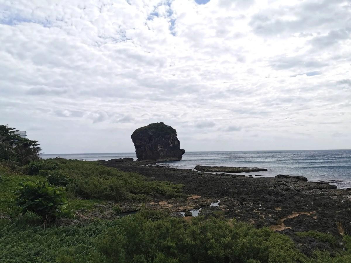 The Sail Rock