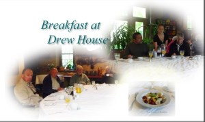 Breakfast at Drew Inn