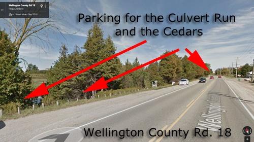 Cedar Run Access