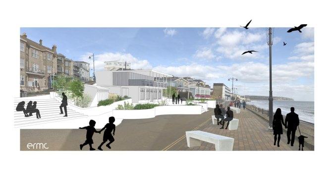 Pier Street development, Sandown