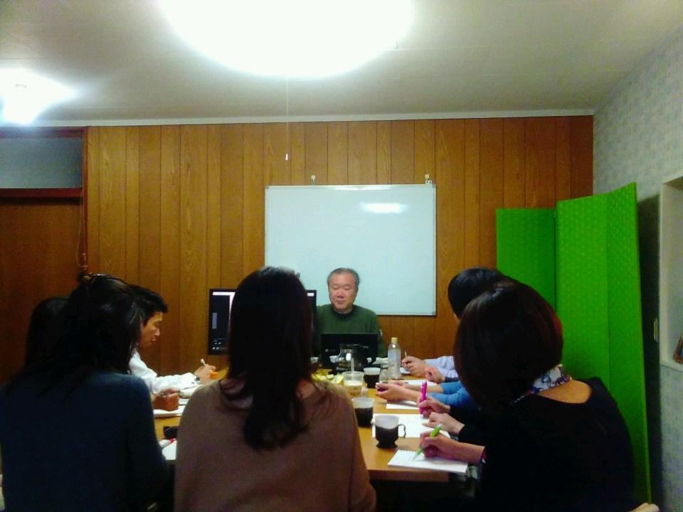 池川先生、愛の子育て塾