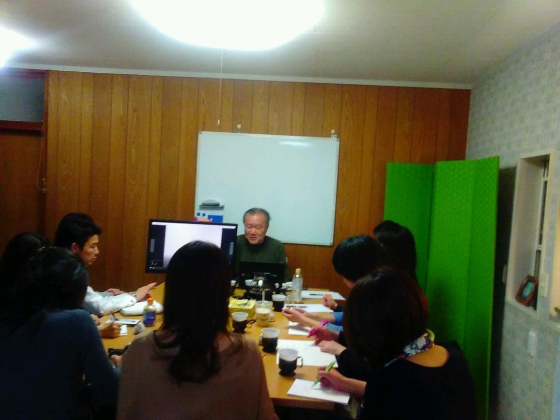 20170216185054 - 2017年2月16日池川明先生愛の子育て塾9期第2講座開催しました。