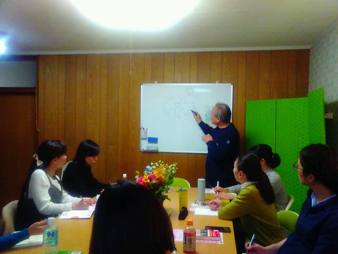 20181115185750 - 2018年11月15日(木)愛の子育て塾第13期第3講座開催しました。