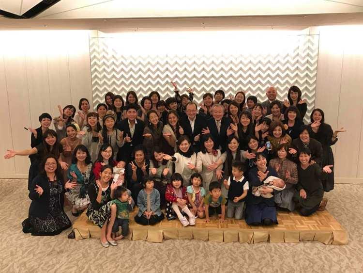 46501763 999237073598481 4691668217968459776 n - 一般社団法人日本胎内記憶教育協会創立一周年記念大会&パーティ