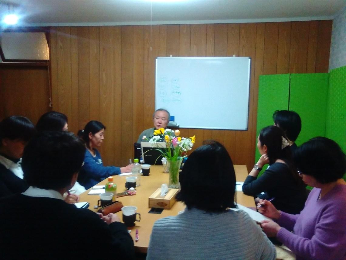 KIMG1106 1 - 2019年2月21日愛の子育て塾第14期第1講座開催しました。