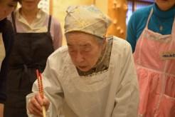 60 large - 2016年4月25日、佐藤初女先生を偲ぶ会開催しました。