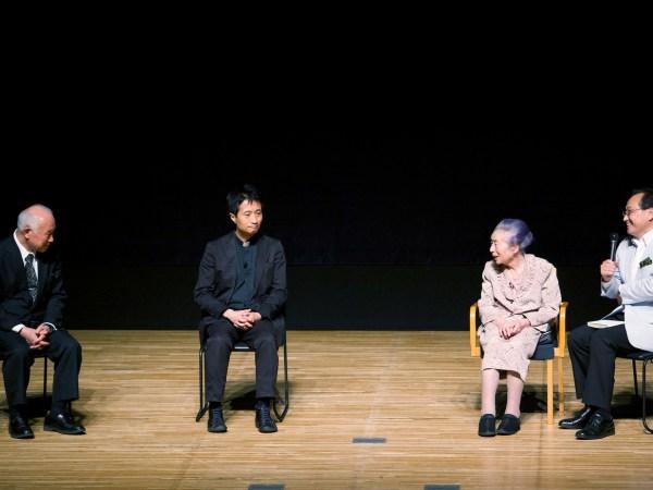 f64c61c32f67907cbf9d379bf1a0fa0e 600x450 - 2016年4月25日、佐藤初女先生を偲ぶ会開催しました。