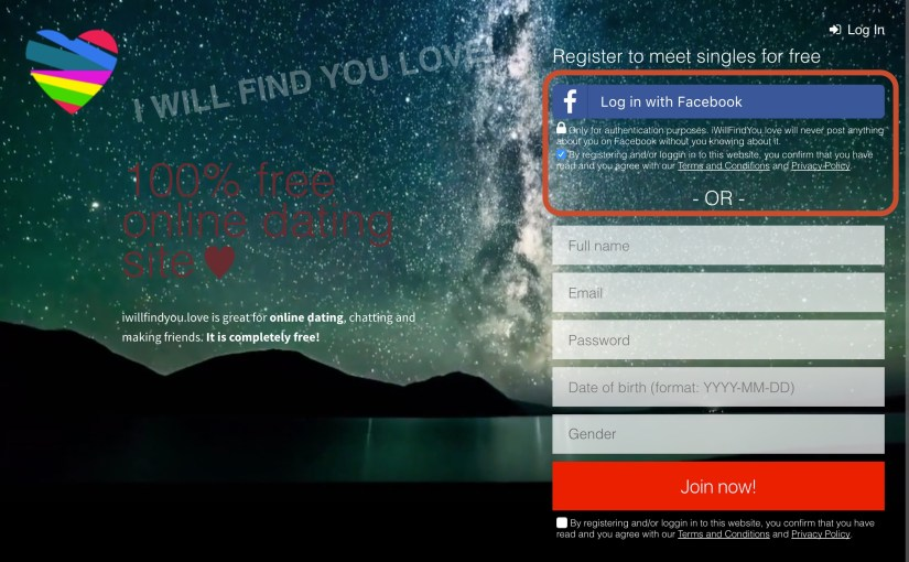 Find someone on dating site by email