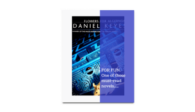 Book review flowers for algernon daniel keyes by greatbooks&coffee the book reviews blog
