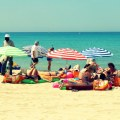 Beach in Palma de Mallorca, Spain - I Will Travel - http://iwilltravelblog.com