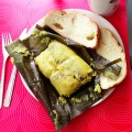 If you travel to Colombia you must try a traditional Colombian Tolimense Tamale - I Will Travel Blog