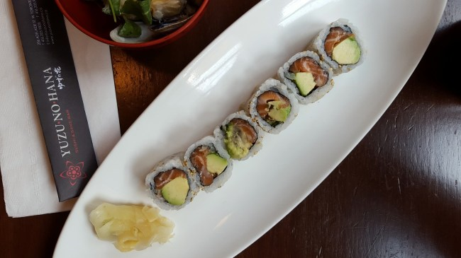 Review: Yuzu No Hana Sushi and Sake Bar