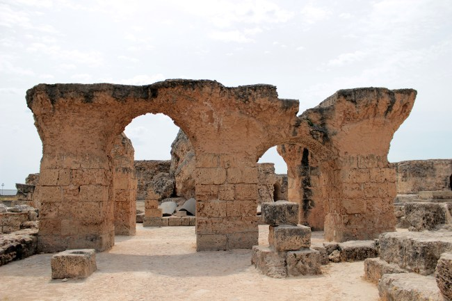 The Ruins of Carthage