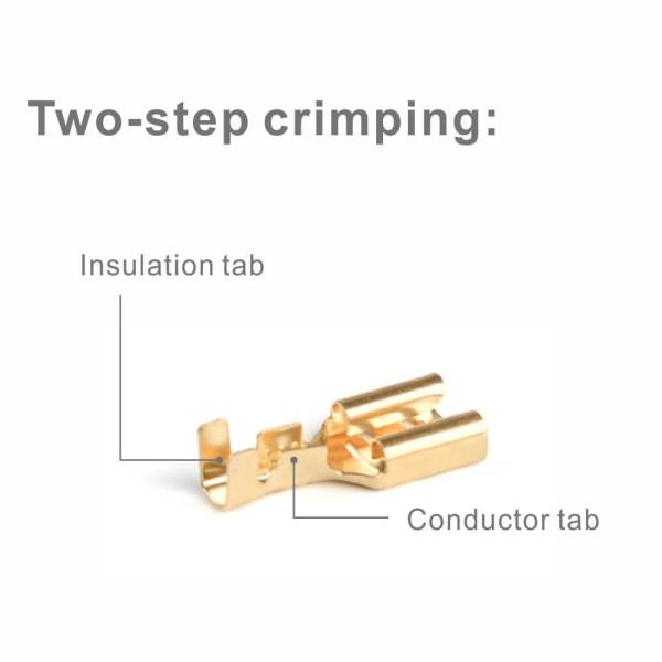 IWS-1424A two steps crimpings