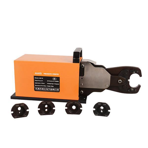 AM-70 Pneumatic Crimping Tool
