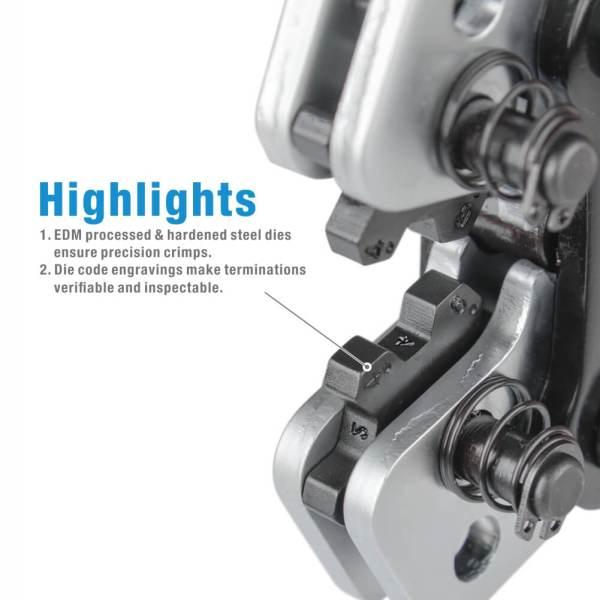 HX-50BI highlights