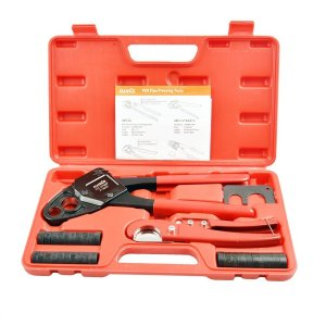 Combo Angle Copper Ring Crimping Tool Kit