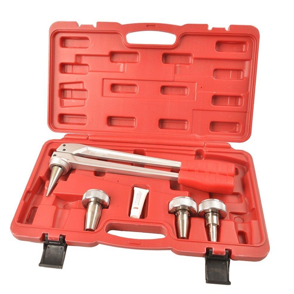 3 heads PEX Pipe Expander Tool Kit