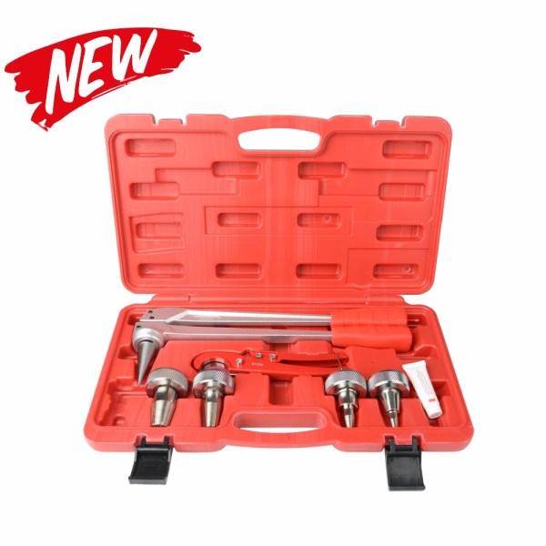 4 heads PEX Pipe Expander Tool Kit