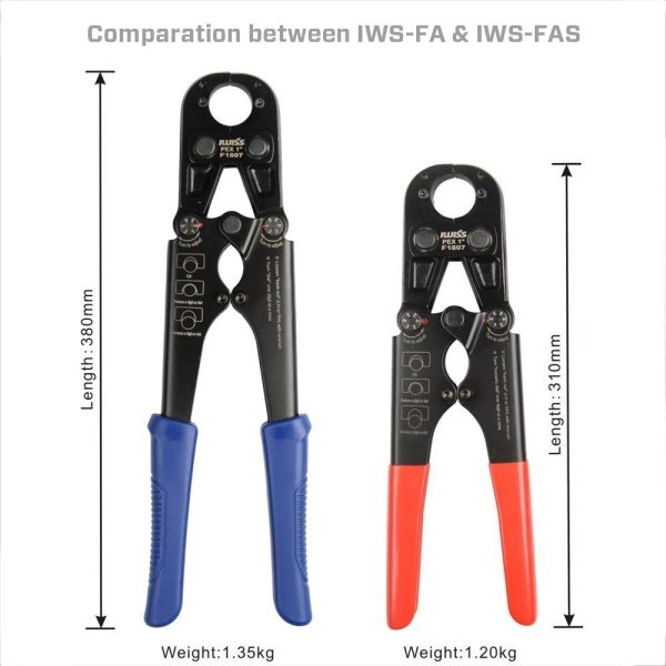 Crimping Tool Combo