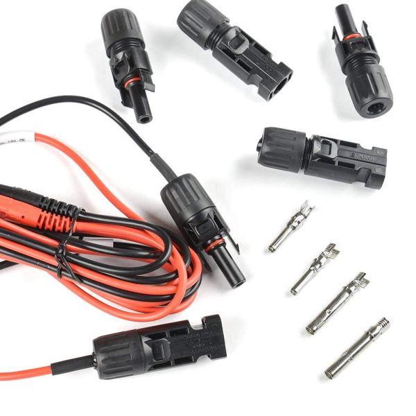 iws MC4 Connectors