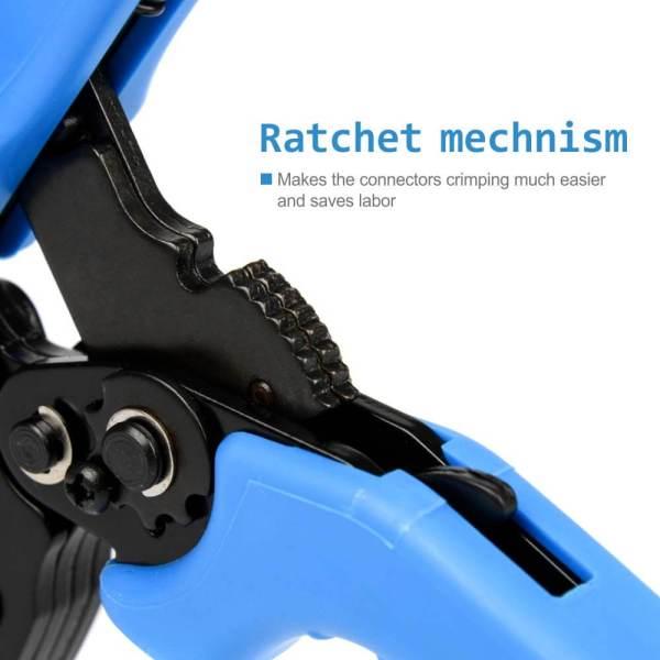 IWS-1030(10A-30A) ratchet mechnism