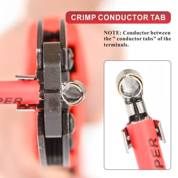 LY-2048 crimp conductor tab
