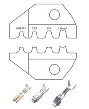 SN-2549 conjunto de troqueles
