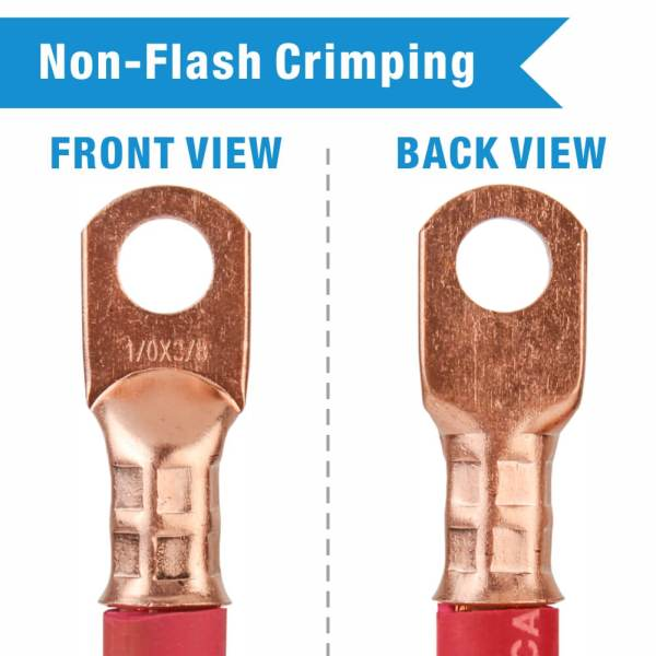 IWS-0801C Cable Crimper for Copper Cable Lugs non flash crimping