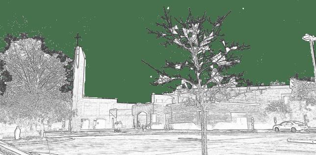 Incarnate Word Parish Sketch