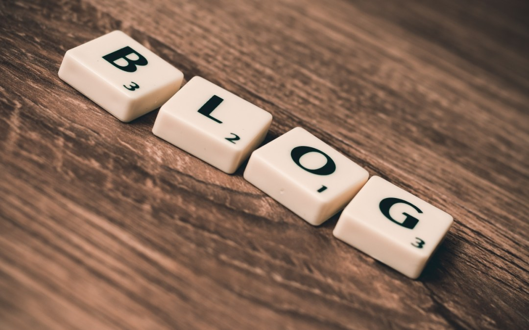 Blogs and Institutional Web Managers