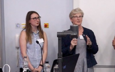 Panel Session (video of panel #P16)