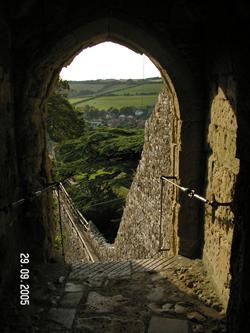 Carisbrooke Castle © GT