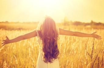 Sunlight Divine Love Brilliance