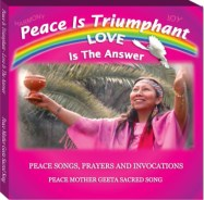Peace Is Triumphant, Love Is The Answer Album Cover